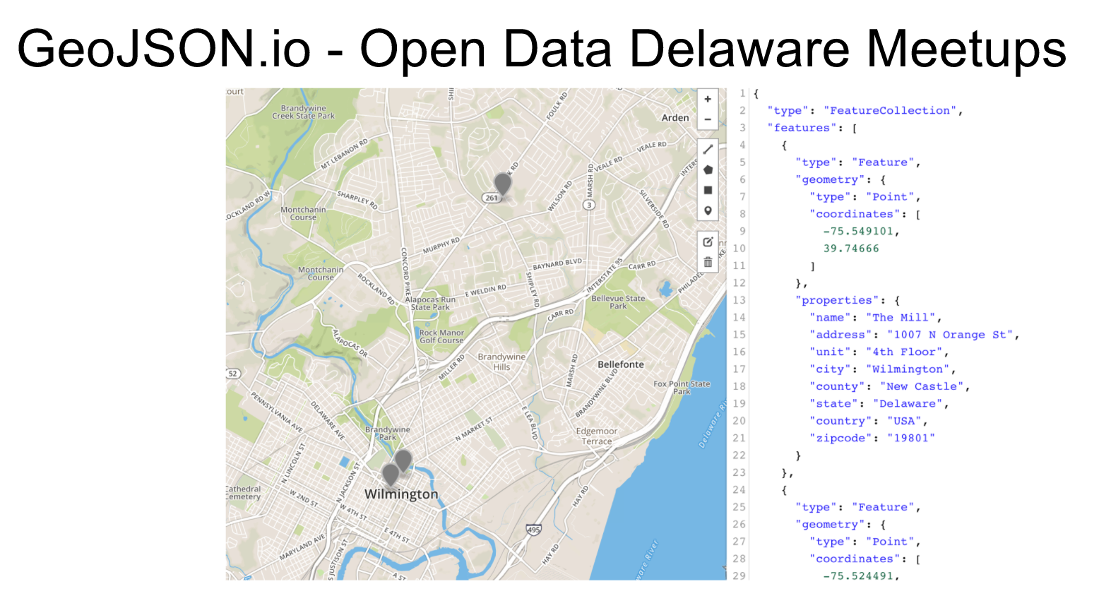 Mapping & Civic Tech- Getting Started with the Basics – Open